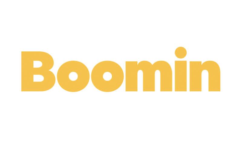 Boomin logo